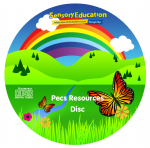 Pecs resource disc